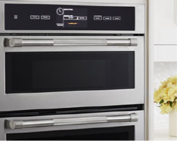 THE CONNECTED WALL OVEN
